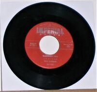 Fats Domino - Blueberry Hill / Honey Chile - Original 1956 - 45 Single Record