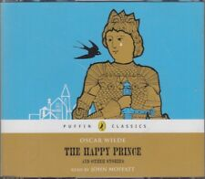 The Happy Prince & Other Stories Oscar Wilde 3CD Unabridged Audio Book FASTPOST