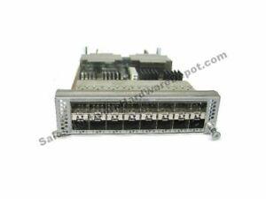 Cisco N55-M16P 16-Port 1/10GB Expansion Module for N5K-C5548- 1 Year Warranty