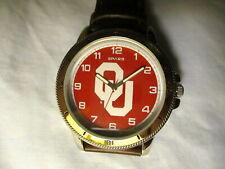 NCAA OKLAHOMA SOONERS Wrist Watch - NEW