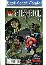 SPIDER ISLAND #1 - SECRET WARS - MARVEL