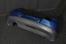 VW Tiguan 5N Heckschürze Stoßstange Stoßfänger blau AHK vorber hinten PDC bumper
