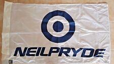 Neilpryde White Flag | Bike & Windsurf | Neil Pryde 152x90cm #Neilpryde