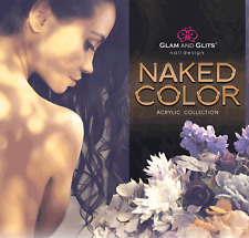 "COLOR ACRYLIC KIT ""NAKED""  48 COLORES 1oz cada bote #411350"