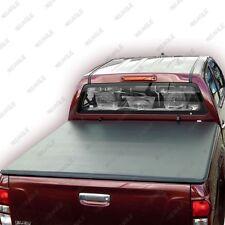 Isuzu Dmax 2012on Suave Enrollar Tonneau cubierta de cama eagle1 Soft Roll & Lock Premium