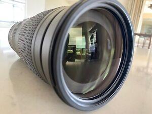 Nikkor AF-S 200-500mm f/5.6E ED VR mint condition