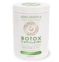 Botox capillaire Ultra lissant Kératine & Ail KERA QUEENS 1000ml