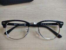 Ray-Ban Clubmaster RX5154 2000 49mm Eyeglasses Black RB5154 2000 49-21 very nice