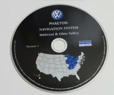 2004 2005 2006 VW PHAETON NAVIGATION GPS DISC MIDWEST MI IN IL KY TN OH WV PA NY