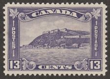 KAPPYSSTAMPS S899 CANADA MINT HINGED SCOTT# 201 CATALOG = $70