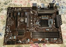 Used MSI Z270-A PRO ATX Motherboard - Intel