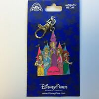 Disney Parks - Princess Lanyard Medal Disney Pin 119922