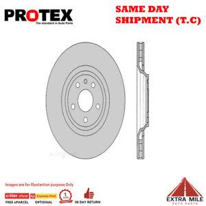 Protex Ultra Select Front Rotor Pair For AUDI TT/TTS 1.8L/2.0L/3.2L