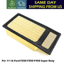 Diesel Engine Air Filter For 11-16 Ford F250 F350 Super Duty 6.7L V8 BC3Z-9601-A