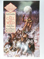 CLASSICS ILLUSTRATED # 10  Call of the Wild ( First Publishing )