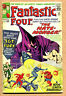 Fantastic Four #21 - 1st Hate Monger - 1st Sgt Fury X-Over - 1963 (Grade 4.0) WH