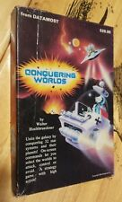 Conquering Worlds by Datamost for Apple II+,IIe,IIc,IIgs 1982