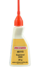 Vollmer 46115 Vollmer Supranol 2000, 33ml,  Grundpreis 100 ml = € 16,03