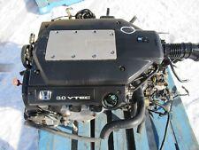 JDM 97-02 Honda Accord Acura CL 3.0L V6 SOHC J30a Engine Automatic transmission