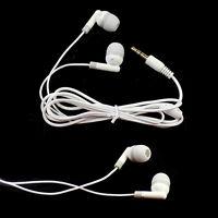 3.5mm Inear Earbud Earphone for MP3 MP4 Music PDA PSP Players Headphone Headset