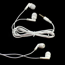 3.5mm Inear Earbud Earphone for MP3 MP4 Music PDA PSP Players Headphone Headset