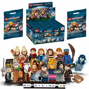 Lego 71028 71022 Harry Potter Serie 2 Serie 1 Minifiguren Figuren aussuchen NEU
