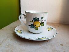 Villeroy & Boch V&B Jamaica Kaffeetasse Tasse + Untertasse Untere 2 tlg. TOP