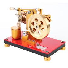 Heißluft Stirling Motor Modell Flammenfresser Motor Generator Dampfmaschine