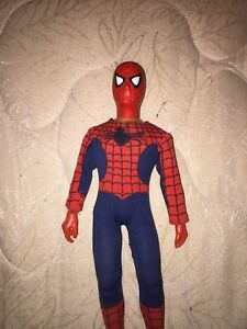 "MEGO Amazing Spider-Man 12"" Action Figure Vintage 1978 Marvel Marvel Comics RARE"