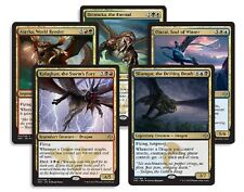 5 Dragon Lengend Set - Fate Reforged - NM/SP - MTG Magic the Gathering FTG