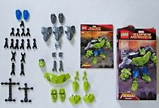 Lego 4530 The Hulk Avengers Marvel Super Heroes Series 100% Complete