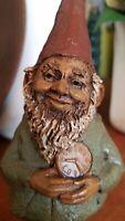 Rare - NICK O' TIME - Edition # 1 - Tom Clark Gnome - personally signed by Tom