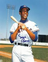 Ernie Banks Autographed Signed 8x10 Photo ( HOF Cubs ) REPRINT