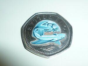 Barbados - Glow in thedark One Dollar Coin