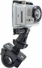 Arkon Bike Motorcycle Handlebar Swivel Ball Mount GoPro Go Pro HERO 2 3 Camera