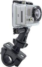 Arkon Bike Motorcycle Handlebar Swivel Ball Mount GoPro Go Pro HERO 2 3 Camera
