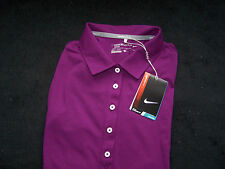 NIKE GOLF TOUR PERFORMANCE TECHNOLOGY . M . POLYESTER - TAGS - OUTSTANDING COLOR
