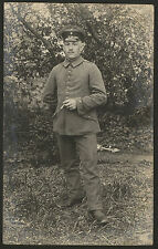 Collectable German Portrait WWI Military Postcards (1914-1918)