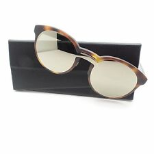 Christian Dior Dioronde 1 5FC QV Dark Havana Ivory Mirror Authentic 5FCQV 03589ea55111