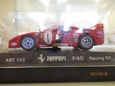 1:43 Detail Cars Ferrari F40 - Racing GG - ART 153