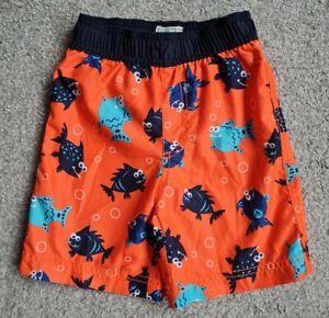Place Bright Orange Boys Age 3t Swim Shorts