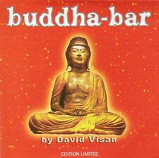 David Visan Maxi CD Buddha-Bar - Limited Edition, Promo - France (VG+/EX)
