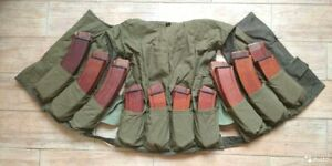 Russian Army Life jacket vest for combat vehicle drivers BTR/BMP Afghan 1980-s