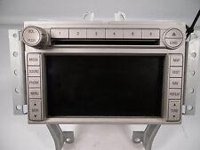 2008 09 Lincoln MKZ AM FM 6disc Player with Navigation OEM-8H6T-18K931-DA