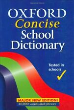 Oxford Concise School Dictionary By Joyce Hawkins, Andrew Delahunty, Fred McDon