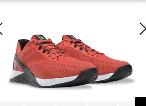 Reebok Nano X1 Training Men's shoes size 10.5M NEW - Color: Red (Orange)