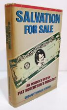 SALVATION FOR SALE An Insiders View of PAT ROBERTSON'S MINISTRY HCDJ