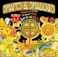 SHAPES and SHADOWS  PSYCHEDELIC - VARIOUS [CD]