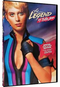 The Legend of Billie Jean (DVD, 2014) Helen Slater NEW