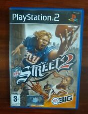 NFL STREET 2 - FUTBOL AMERICANO - SONY PLAYSTATION 2 - PS2 - PS3 - PAL - COMPLET